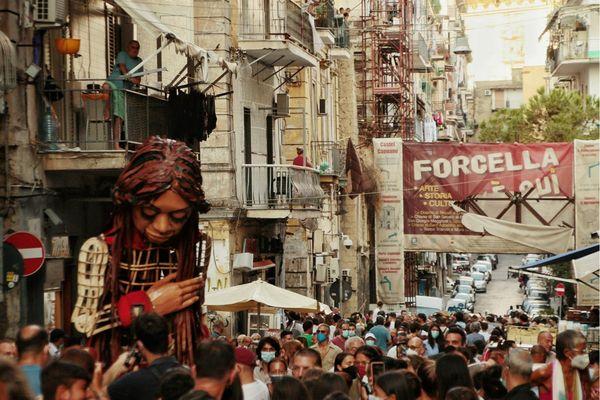 Amal à Naples