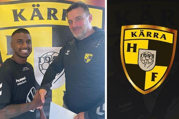 Loui Sand sera le premier joueur transgenre à intégrer une équipe de deuxième division en Suède.