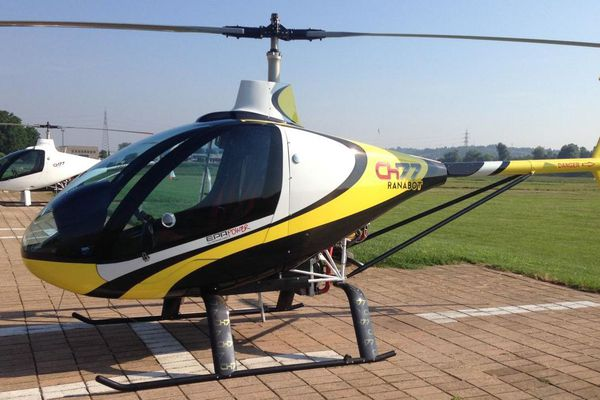 Hélicoptère Ranabot CH77 - Photo d'illustration