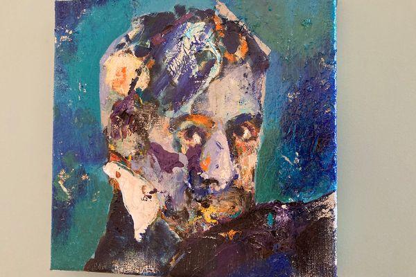 Pour Emmanuel Bornstein, peindre c'est toujours chercher à comprendre l'autre.