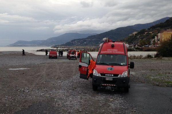 Un migrant a été porté disparu dans la ville-frontière italienne de Vintimille.