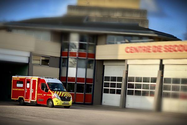 Les pompiers du SDIS 87 sont intervenus pour un accident mortel à Jourgnac ce dimanche 28 février vers 18h20