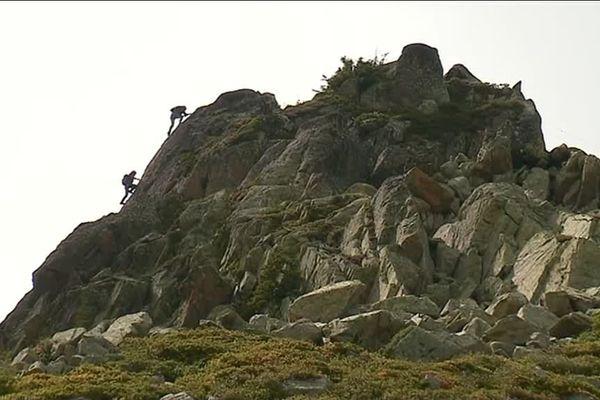 7 femmes atteintes d'un cancer se lancent à l'assaut du Mont-Blanc - 12 septembre