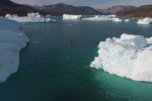 Quelque part au Groenland