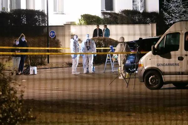 Estelle Luce, la victime de Wolfgantzen, a été retrouvée le mardi 26 janvier en fin d'après-midi tuée par balles dans son véhicule sur le parking de son entreprise Knauf à Wolfgantzen (Haut-Rhin)