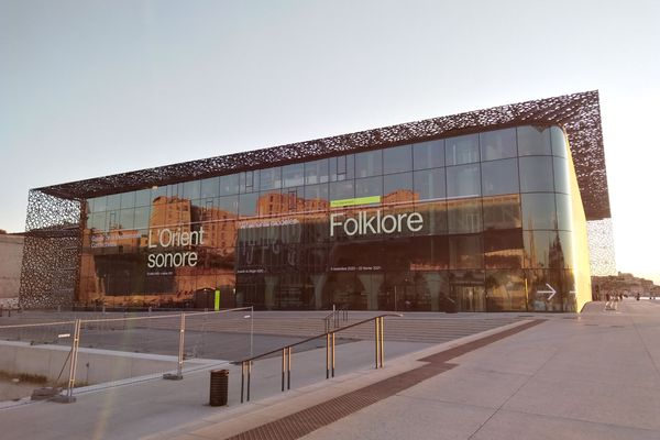 """Le Mucem accueille une nouvelle grande exposition intitulée """"Folklore"""". Initialement prévue le 4 novembre, son ouverture est reportée à une date ultérieure en raison du reconfinement."""