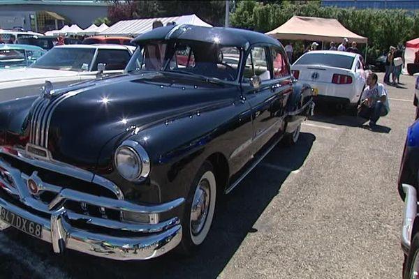 Une Pontiac de 1949