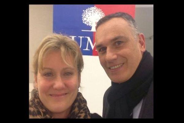 Arnaud Danjean sera numéro 2 de la liste UMP pour les élections européennes dans le Grand Est derrière Nadine Morano