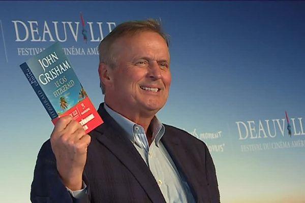 L'écrivain à succès John Grisham
