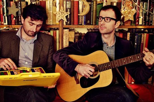 Yules, duo pop aux eurockéennes