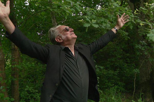 Benoit Delépine le Picard a trouvé son bonheur dans la verdoyante Charente.