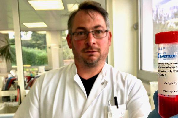 Coronavirus : un test de dépistage innovant créé par une entreprise de Limoges