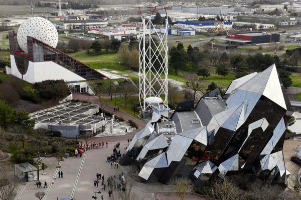 Le parc du Futuroscope - Poitiers