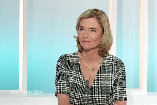 Professeur France Roblot, infectiologue au CHU de Poitiers
