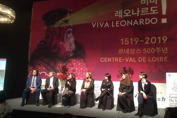 "Soirée de gala ""Vive Léonard de Vinci"""