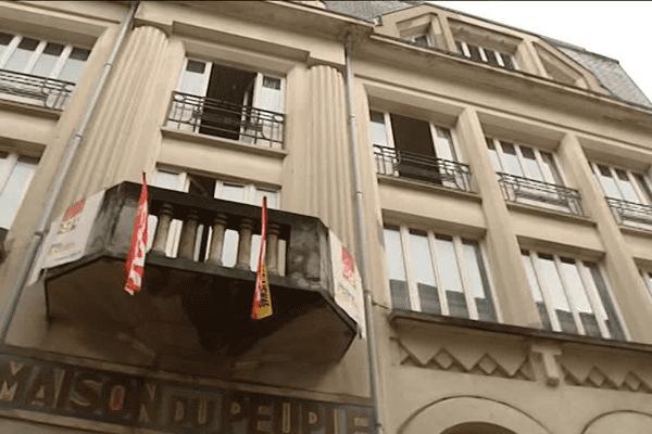 Limoges, Maison du Peuple