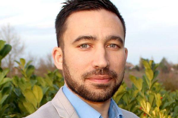 Romain Lopez, 31 ans, du Rassemblement National est le nouveau maire de Moissac (Tarn-et-Garonne)