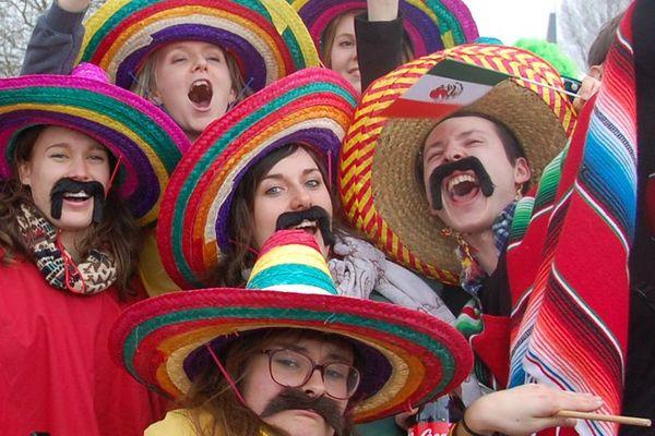 En 2017, 30 000 étudiants avaient participé au carnaval, pour sa 20e édition.