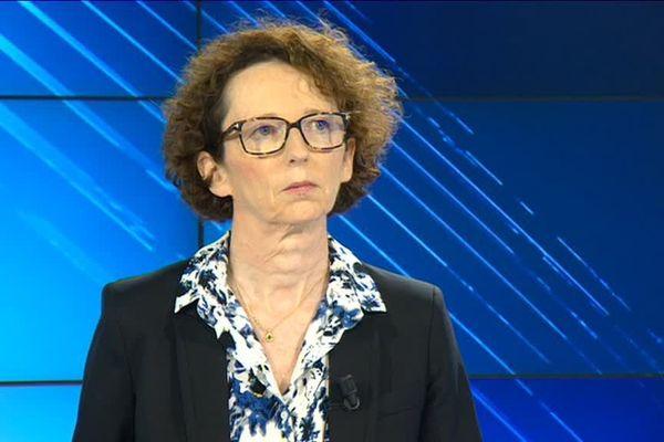 Anne Bouygard, directrice de l'Agence Régionale de Santé
