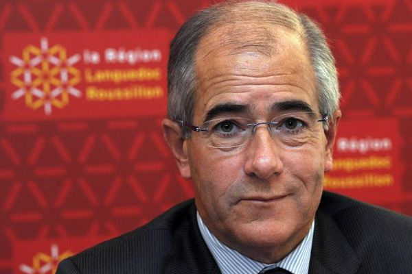 Christian Bourquin, président PS de Languedoc-Roussillon