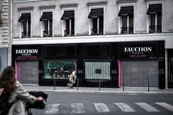 Le loyer des trois boutiques Fauchon représente 2,5 millions d'euros par an.