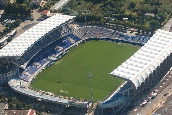 Archives - Le stade Armand-Cesari, à Furiani (Haute-Corse)