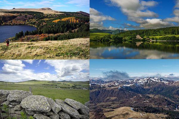 De grands espaces, de la nature, un panorama à couper le souffle, des produits locaux, tout ça dans le respect de l'environnement : les arguments des professionnels du tourisme en Auvergne ne manquent pas pour les vacances d'été.