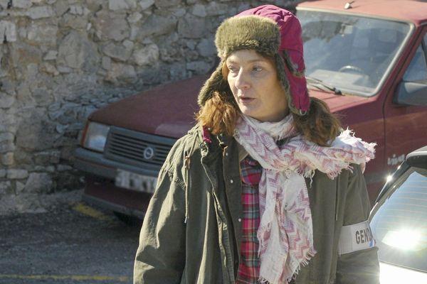 Corinne Masiero, actrice du Capitaine Marleau, est en tournage en Corrèze jusqu'au 3 décembre prochain.
