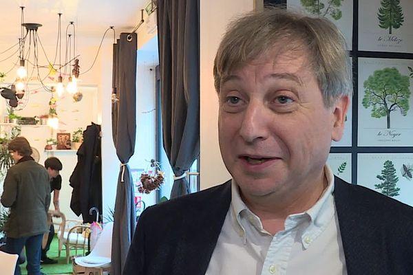 François Grosdidier a été député-maire de Woippy avant d'être élu à la mairie de Metz en juin 2020.