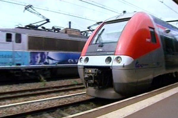 Une grève reconductible des cheminots de Laroche-Migennes occasionnera une réduction du trafic sur plusieurs axes du TER en Bourgogne