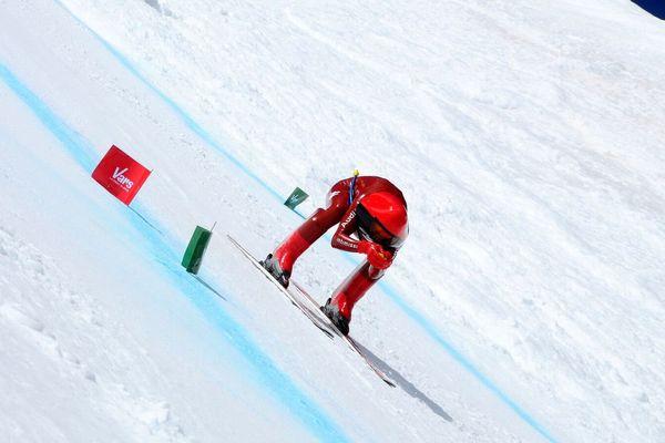 Avec une pointe à 254,958 km-h, l'Italien Ivan Origone est le nouveau recordman de vitesse à ski.