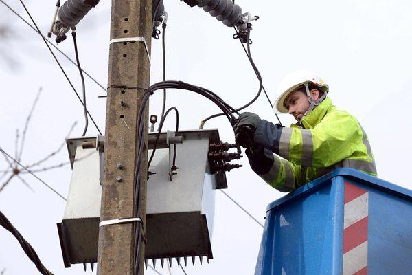 16 500 clients privés d'électricité dans les Pays de la Loire