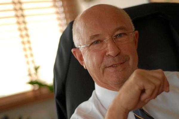 Christian Jeanjean, maire de Palavas les flots a entamé son cinquième mandat