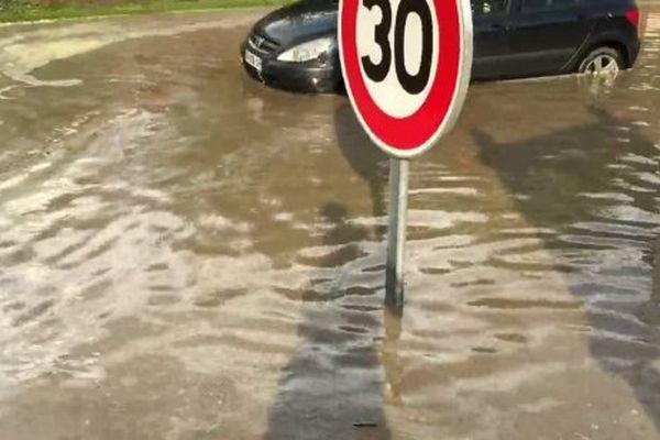 Inondation (image d'illustration)