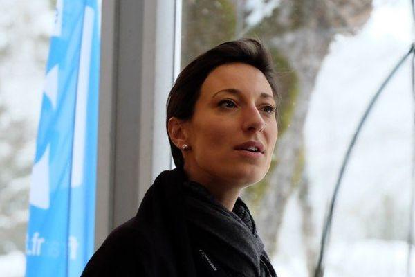 Peggy Vauchel, attachée de presse du festival de Luchon