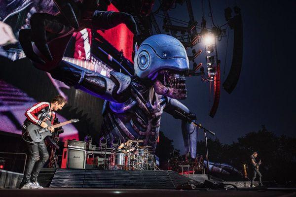 Le groupe Muse sera aux Eurockéennes 2021, si elles ont lieu.