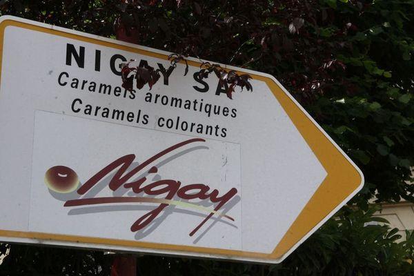 L'usine est basée à Feurs, dans la Loire.