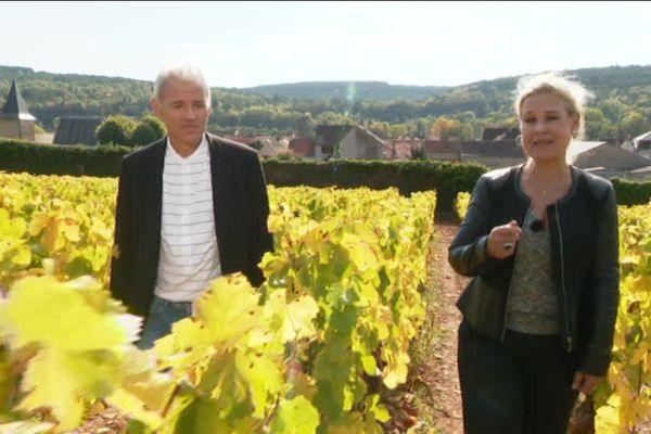 """Gilles Vauclair, historien avec Caroline Jouret sur le thème """"la démobilisation et la vie qui reprend"""""""