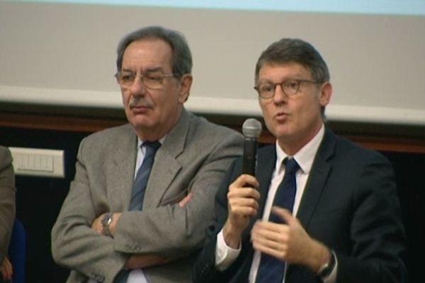 Vincent Peillon a rencontré Alain Rodet en février dernier.