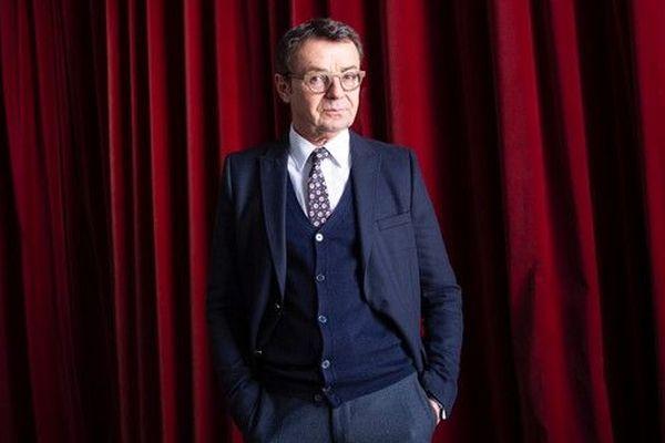 François Noël, Directeur du théâtre de Nîmes-Bernadette Lafont