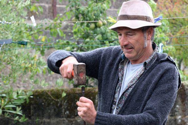 Stéphane Marie est l'invité d'honneur de la foire aux arbres à Lisieux, jusqu'au 2 mars 2020