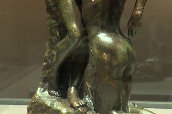 Le musée Sainte-Croix de Poitiers a de belles fesses lui aussi...