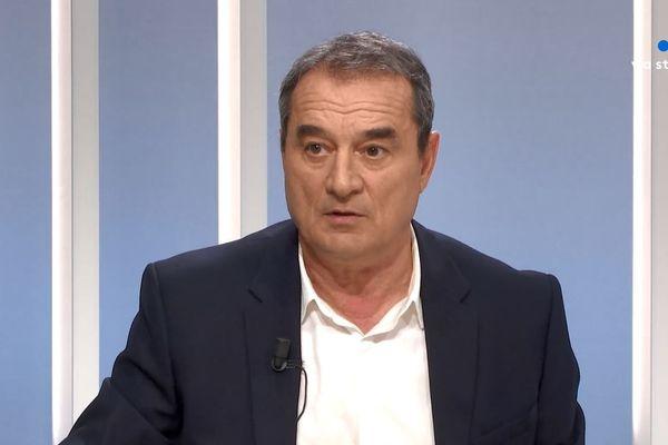 François Filoni, tête de liste de Ajaccio change de visage