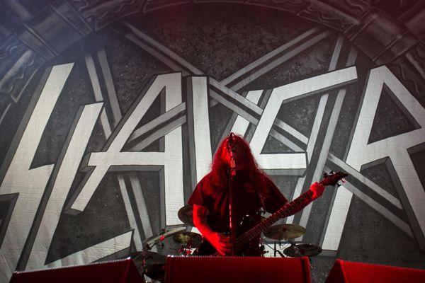 Slayer devrait être sur la scène du Hellfest 2014