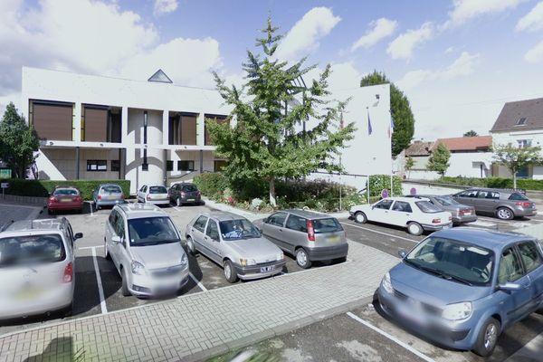 Le gymnase Herinstein a accueilli les 39 personnes déplacées.
