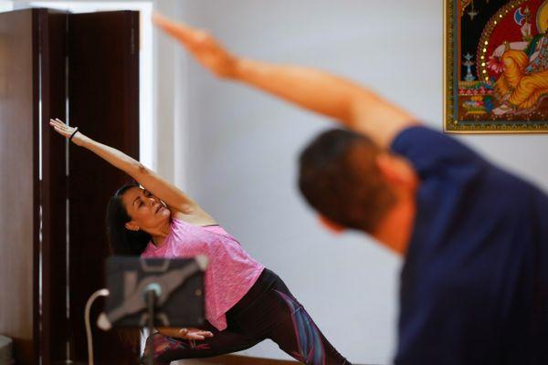 Un ashram du Loiret est accusé par d'anciens stagiaires en formation d'avoir dissimulé un foyer de covid-19. Photo d'illustration.