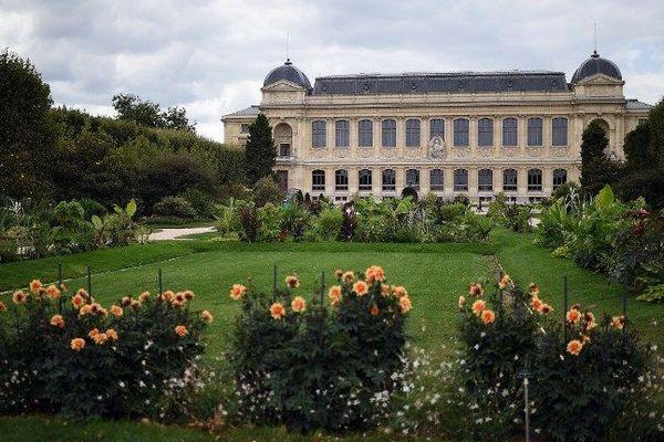 Le muséum national d'histoire naturelle (MNHN), situé rue Cuvier, dans le 5e arrondissement à Paris
