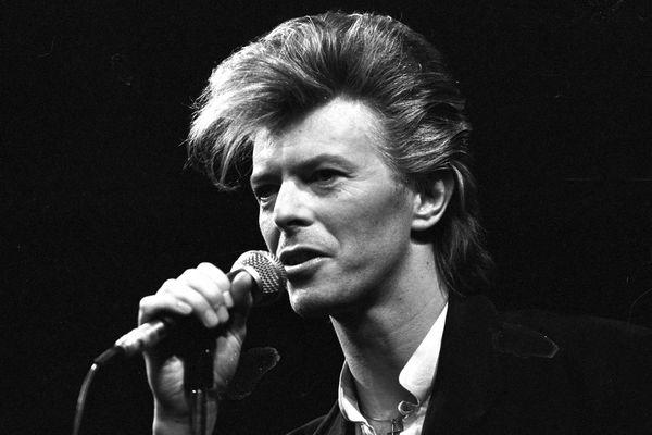 David Bowie en octobre 2003.