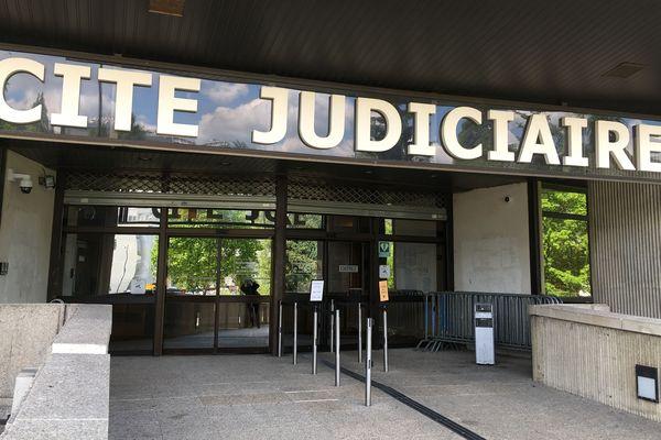 Cité judiciaire à Rennes