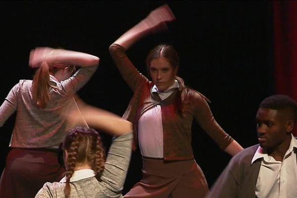 """Aix-en-Provence : la compagnie """"Jefferson Dancers"""""""